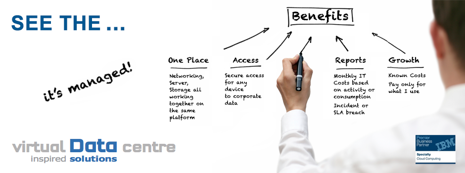 Virtual Data Centre - See the Benefits