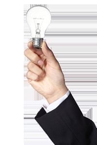 Lightbulb Arm