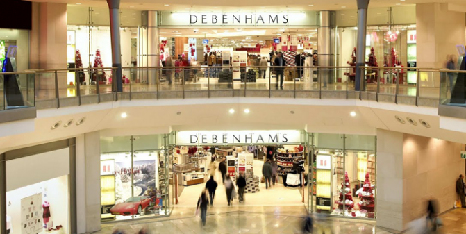IBM and Debenhams look to APSU for Additional Co-location