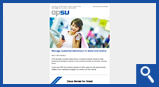 Customer experience email campaign