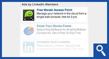 Meraki LinkedIn Ad