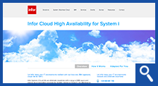 Infor Cloud High Availability