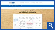 VSRi Landing Page