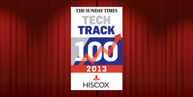 Record sales growth secures APSU top 20 spot in Sunday Times' Tech Track 100