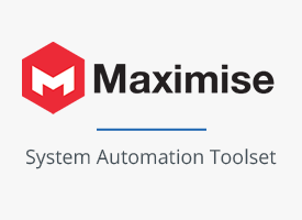System-Automation-Toolset - Maximise