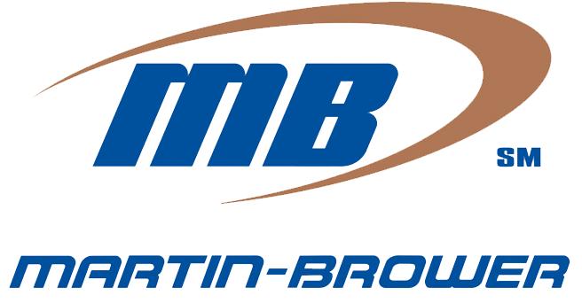 Martin-Brower Logo